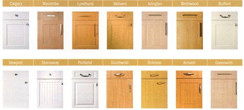 Kitchen cabinets doors only - Discount Kitchens Adm Construction